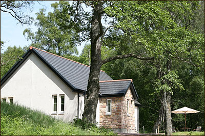 The Brocks Cottage - self catering accommodation Loch Ness for 4 people